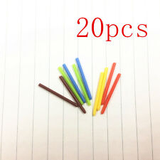 20X New Colorful Standard Pen Nibs For Wacom Bamboo Fun Graphire Intuos 3 & 4