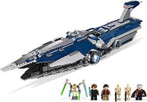 LEGO Star Wars Set 9515 The Malevolence