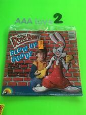 Who Framed Roger Rabbit 1989 Blow Up Buddy SEALED