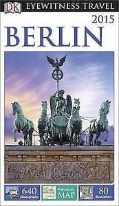 (Very Good)-DK Eyewitness Travel Guide: Berlin (Eyewitness Travel Guides) (Flexi