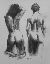 Nudes Black Art Drawings