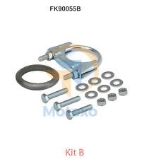 FK90055B Exhaust Fitting Kit for Petrol Catalytic Converter BM90055 BM90055H