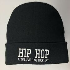 HIP HOP  Beanie Hat Embroidered Fashion Slogan