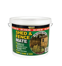 EVERBUILD SHED AND FENCE MATE HOLLY GREEN 5 LITRE