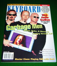 1999 Keyboard Magazine VG COND. Garbage Men Yamaha FS1R Korg Electribes R&B SOUL