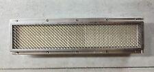"""Garland Broiler Burner - 4 1/8"""" x 18"""" Burner Box Assy Only GR-167 1008897 OEM"""