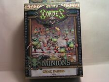 Minions: Croak Raiders Unit Box! New!