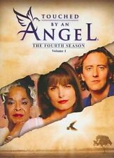 097368513549 Touched by an Angel Complete Fourth Season V.1 DVD Region 1