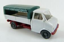 Bedford Blitz Transporter Pritsche/P. grau-grün Wiking 1:87 H0 ohne OVP [PF3-F8]