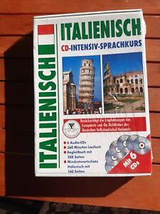Italienisch CD-Intensiv-Sprachkurs