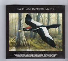 (HW832) Live In Hope: The Wildlife Album 2, 19 tracks - 2006 CD