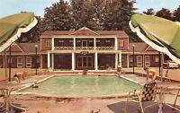 Alexandria Virginia 1950s Postcard Harry Smith Motel