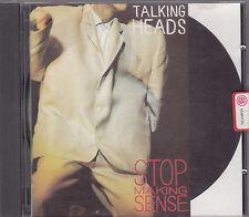 TALKING HEADS - stop making sense CD