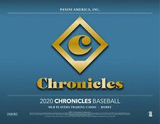 ATLANTA BRAVES - 2020 Chronicles Baseball HALF CASE (8bx) BREAK #1