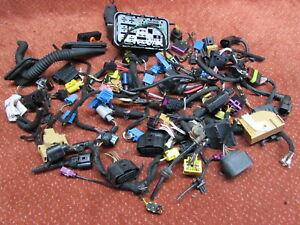 Steckerpaket Elektronik Stecker Kontakte für Bastler VW Polo 9N 6R Golf 4 5 6