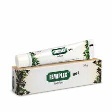 Charak Femiplex Gel 30gm For Recurrent Vaginal Infections