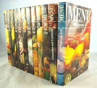 13x Menü - Das große moderne Kochlexikon - Kochbuch, Backen Rezepte Sammlung gut