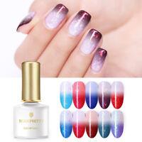 BORN PRETTY Color Changing UV Gel 6ml Thermal Sunlight Soak Off Nail Gel Polish