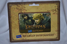 Lord of The rings BLOCKBUSTER VIDEO Return of the king Gift card NO VALUE
