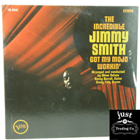 Jimmy Smith ‎– Got My Mojo Workin' 1965 Original lp V6 8641 - Jazz - Ex/EX