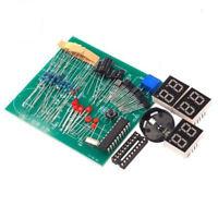 Creative DIY Kits Module 6 Digital LED Electronic Clock Panel Parts Components./