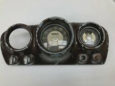 1953 DeSoto Instrument Cluster, Speedometer, Fuel, Oil Pressure Gauge, Good Used (Fits: DeSoto)