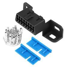 PAE OBDII Diagnostic Plug Kit - OBD2 16 Pin Plug Housing & Terminals - New