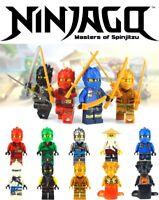 Ninjago Season 11 Custom 10 Minifigures Set - USA SELLER
