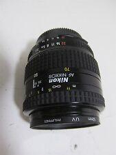 Nikon 35-70mm f/3.3-4.5 AF Nikkor Lens with Promaster 52mm UV Filter