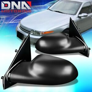 FOR 2000-2005 SATURN LW L L300 PAIR OE STYLE POWER SIDE DOOR MIRROR REPLACEMENT