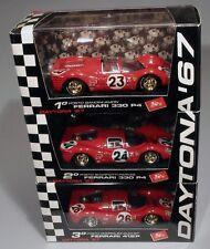 Brumm S026 S027 S028 Ferrari 330 P4 412P Daytona 1967 Limited Edition 1/43 boxed