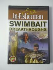 In-Fisherman Swimbait Breakthroughs (Dvd, 2008) Swim Bait Break Throughs