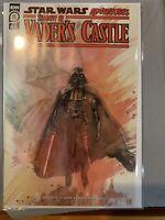 STAR WARS ADVENTURES SHADOW OF VADER'S CASTLE #1 IDW COMICS DAVID MACK VARIANT