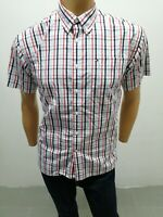 Camicia TOMMY HILFIGER Uomo Shirt Man chemise Homme Cotone Taglia Size XL 8116
