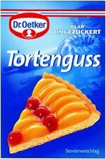 DR. OETKER - Clear Glaze - Sugar Free - 3 bags - German Product