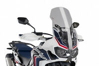PUIG TOURING SCREEN HONDA CRF1000L AFRICA TWIN 16-18 LIGHT SMOKE