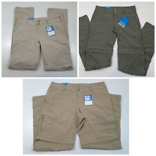 Columbia Women's Saturday Trail II Convertible Pants Multiple Colors/Sizes