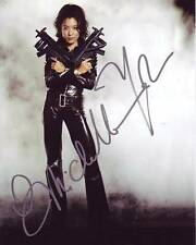MICHELLE YEOH Signed Autograph JAMES BOND 007 TOMORROW NEVER DIES WAI LIN Photo