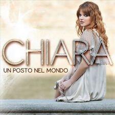Posto Nel Mondo by Chiara (CD)