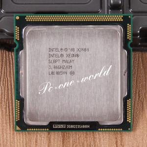 100% OK SLBPT Intel Xeon X3480 3.06 GHz Quad-Core Processor CPU LGA 1156