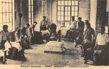 Millau - Gant Jonquet - Palisson à la main
