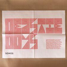 Beastie Boys Paul's Boutique Art Print Poster Barry McGee x Sonos Book Tour Rare