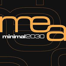 CD Minimal 2030 von MEA  2CDs