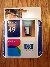 HP Inkjet print cartridge TRI-COLOR 49 (51649a)