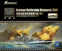 Flyhawk 1/700 German Battleship Bismarck 1941 (deluxe edition) FH1132S