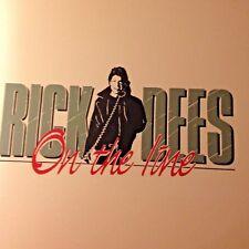RADIO SHOW RICK DEES: ON THE LINE 1/29/90 ROD STEWART INTERVIEW, RICHARD MARX