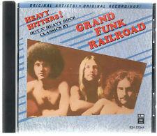 Grand Funk Railroad- Heavy Hitters!- EMI/ CAPITOL CANADA 1989 NEU
