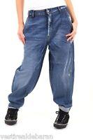 Jeans Donna Pantaloni SEXY WOMAN Boyfriend  SWP4858-B581 Tg XS S