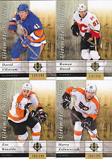 11-12 UD Ultimate Zac Rinaldo /399 Rookie RC