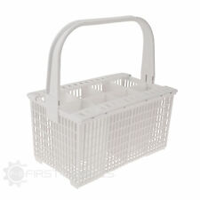 Genuine Electrolux Universal Fitting Dishwasher Drawer Cutlery Basket (White)